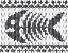 Ideas Knitting Charts Fish Fair Isles For 2019 – socken stricken Fair Isle Knitting Patterns, Knitting Charts, Knitting Stitches, Knitting Socks, Knit Patterns, Free Knitting, Stitch Patterns, Motif Fair Isle, Fair Isle Pattern