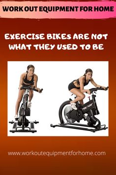The best part is that all of these changes to the exercise bikes of today mean that you get a better, more personalized workout each and every tie that you get onto on. Home Exercise Bike, Home Workout Equipment, At Home Workouts, Tie, Fitness, Sports, Hs Sports, Sport, Ties