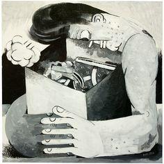 JOSH HOLINATY Illustration