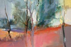 """Open Arms-Landscape by Joan Fullerton Oil ~ 20"""" x 30"""""""