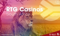 "South African ""RTG casinos"" better know as RealTime Gaming Casinos are pioneers in SA gaming and offer great start up no deposit bonus offers, choose yours."