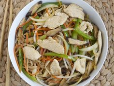 Chicken Chow Mein from 'The Chinese Takeout Cookbook'