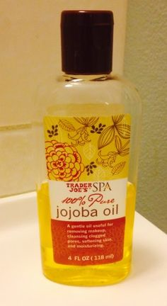 Jojoba oil can bring great benefits to your skin and hair.