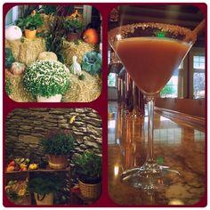 Pumpkin Martini #watkinsglen #pumpkinmartini #pumpkin #FLX Watkins Glen Harbor Hotel, Pumpkin Martini, Seneca Lake, Wine Country
