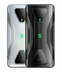 Xiaomi Black Shark 3 Pro Snapdragon 865 Phone By FedEx Cell Phones & Smartphones Latest Cell Phones, New Phones, Big Battery, Phone Games, Unlocked Phones, Old Phone, Dual Sim, Tempered Glass Screen Protector, Shark