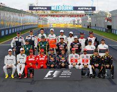 Formula 1 family