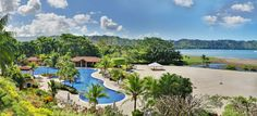 Great place to visit, Beach Club, Los Suenos Resort, Costa Rica. vacations@sweethomecr.com