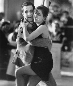 Al Pacino e Gabrielle Anwar in Scent of a Woman - Profumo di donna (1992)