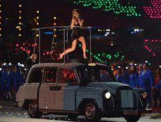 Los coches, grandes estrellas de los Juegos de Londres