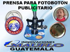 Foto Botones Publicitarios  a un Bajo Costo  - Otras Ventas - Chalatenango