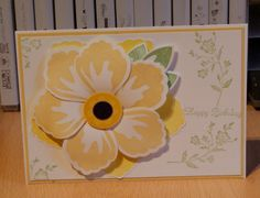 Build a blossom Stamp set By Stampin' Up