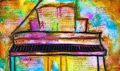 MUSIC PAINTINGS AND MUSIC ART  Visit our page at http://www.ivanguaderrama.com/ Buy Music Art Prints   http://fineartamerica.com/profiles/ivan-guaderrama-art-gallery.html