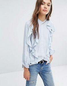 Blouses | Women's shirts, blouses, camisole tops | ASOS