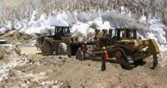 Chile. Ningún glaciar quedará protegido en la engañosa ley de Bachelet que los entrega al lucro de las grandes empresas