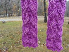 Country Cottage Lace Scarf