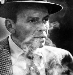 Frank Sinatra, NYC, New York, 1956 © HERMAN LEONARD,