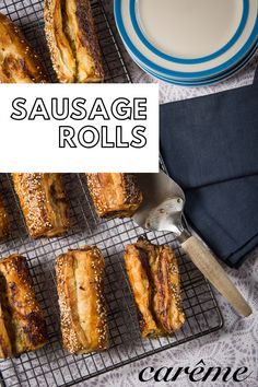 Savoury Pies, Savory Pastry, Roll Recipe, Sausage Rolls, Long Weekend, Doughnuts, Buns, Pastries, French Toast