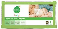 Seventh Generation Diapers are The BEST!