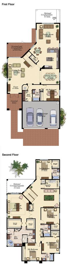 This would be great if it was all on one floor.