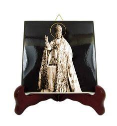 Catholic Art, Roman Catholic, Catholic Prayers, Catholic Gifts, Religious Gifts, Religious Icons, Tile Murals, Tile Art, Tiles