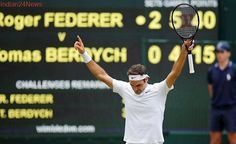 Roger Federer's life-long fan bets£50,000 that he will win Wimbledon 2017