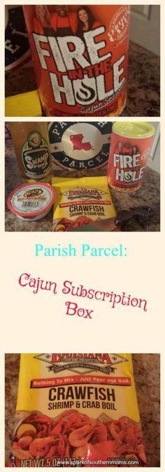 Parish Parcel: Cajun Subscription Box