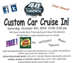 Best Dealership Events At Tindol Ford Subaru ROUSH In Gastonia - Tindol ford car show