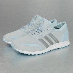 stijlvolle Adidas Los Angeles Sneakers (blauw/blauw/zilver/wit)