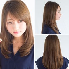 Smooth Subtle Fade - 30 Short Ombre Hair Options for Your Cropped Locks in 2019 - The Trending Hairstyle Haircuts For Medium Hair, Medium Short Hair, Short Straight Hair, Girl Haircuts, Medium Hair Cuts, Long Hair Cuts, Hairstyles With Bangs, Medium Hair Styles, Short Hair Styles