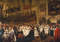 The Marriage of the Prince of Wales with Princess Alexandra of Denmark, Windsor, 10 March 1863 | Royal Collection Trust
