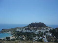 Lindos Acropolis, Rhodes - Greece
