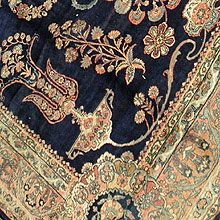 Antique Persian Kirman Rugs  Kirman rugs also known as Kerman #carpets in many countries refer to a specific type of #Persian carpets. If you are a connoisseur of beautiful antique oriental #rugs, you must surely be familiar with the artistic perfection achieved by Persians when it comes to creating ornamental pieces.  http://www.absoluterugs.com/antique-rugs/kirman-oriental-rugs/