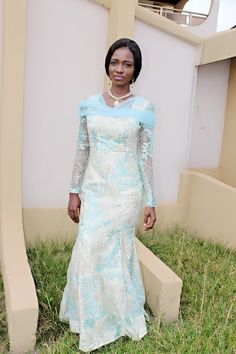 DRESS BY ADOMA FASHI