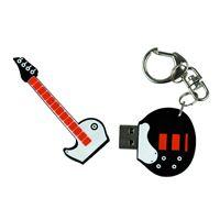 Custom USB Guitar with key ring attachement - from USB2U