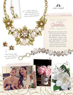 Shop at my boutique www.chloeandisabel.com/boutique/linadevargas  #bridal #bridaljewelry #bridalshop #retroglam #glambride #weddingdress #weddingday #beauty #sparkle