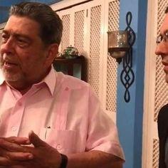 Saint Vincent PM rechaza la interferencia estadounidense en Venezuela | Noticias
