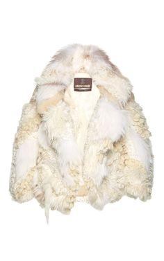b18f625fc43 Moncler - Fur-lined cotton trapper hat