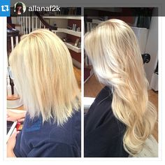 Before after she hair extensions by socap adding volume body beautiful she by socap extensions done by allana fabrikant extology salon in boston ma pmusecretfo Gallery