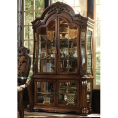 Curio Cabinets - Home All Aglow