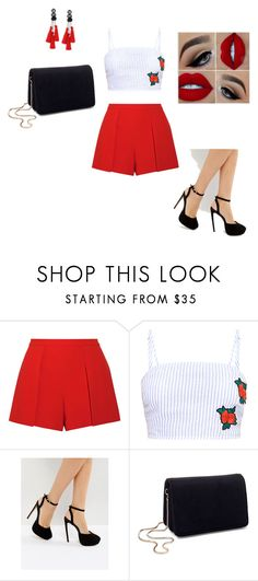 """""""Ready, set and go"""" by amela-t ❤ liked on Polyvore featuring Alice + Olivia, ASOS and Miss Selfridge"""