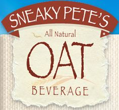 Jenn's Review Blog: Sneaky Pete's All Natural Oat Beverage Review