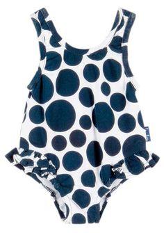 Mustard Pie Baby Girls Ella Seaside Summer Shortie 12MOS Light Blue