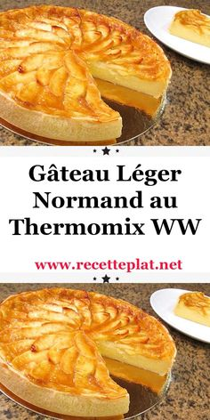 Gâteau Léger Normand au Thermomix WW Here is the recipe for the WW Norman thermomix light cake, I love apple-based desserts. This cake is terribly good, tender and tender, easy to make and perfect. Thermomix Desserts, No Cook Desserts, Dessert Recipes, Diabetic Recipes, Baby Food Recipes, Vegan Recipes, Fermented Bread, How To Make Dough, Flan
