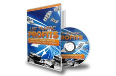 List Traffic Profits is the complete step by step formula for building a MASSIVE list and driving traffic to ANY offer 10 Complete Video Modules MP4, PDF.