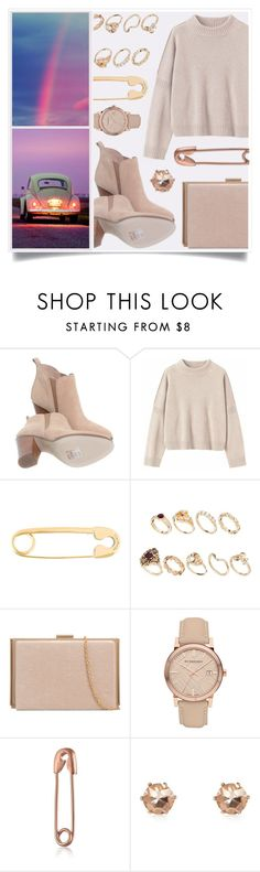 """Creation In Stress"" by racanoki ❤ liked on Polyvore featuring Michael Kors, Toast, True Rocks, ASOS, Burberry, River Island and RaCaNoKi"