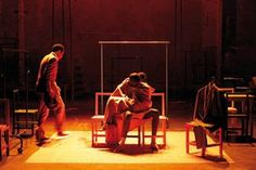 The suit, Peter Brook
