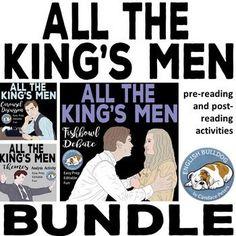 All the King's Men Activity Mini Bundle