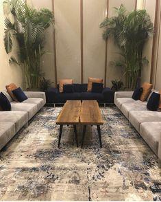 Moroccan Decor Living Room, Living Room Decor Curtains, Modern Room Decor, Table Decor Living Room, Living Room Seating, Rooms Home Decor, Bedroom Decor, House Furniture Design, Home Room Design