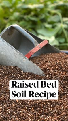 Garden Soil, Edible Garden, Lawn And Garden, Greenhouse Gardening, Raised Beds, Raised Garden Beds, Raised Gardens, Garden Yard Ideas, Diy Garden Projects