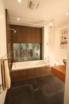 Montcalm Street - contemporary - bathroom - san francisco - Rossington Architecture